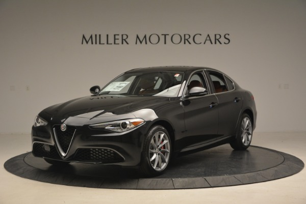 New 2019 Alfa Romeo Giulia Q4 for sale Sold at McLaren Greenwich in Greenwich CT 06830 1