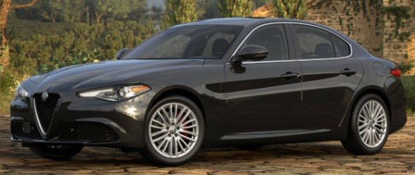 New 2019 Alfa Romeo Giulia Ti Lusso Q4 for sale $51,390 at McLaren Greenwich in Greenwich CT 06830 1