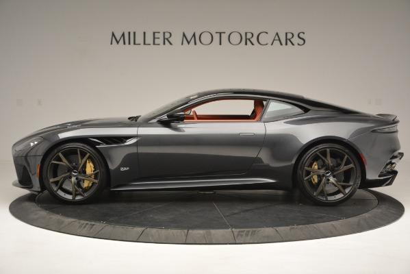 Used 2019 Aston Martin DBS Superleggera Coupe for sale $265,900 at McLaren Greenwich in Greenwich CT 06830 3