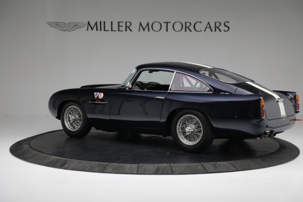 New 2018 Aston Martin DB4 GT Continuation Coupe for sale Call for price at McLaren Greenwich in Greenwich CT 06830 3