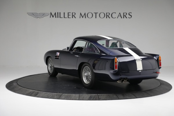 New 2018 Aston Martin DB4 GT Continuation Coupe for sale Call for price at McLaren Greenwich in Greenwich CT 06830 4