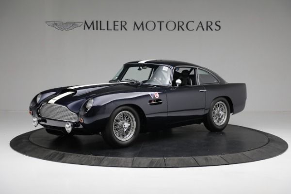 New 2018 Aston Martin DB4 GT Continuation Coupe for sale Call for price at McLaren Greenwich in Greenwich CT 06830 1