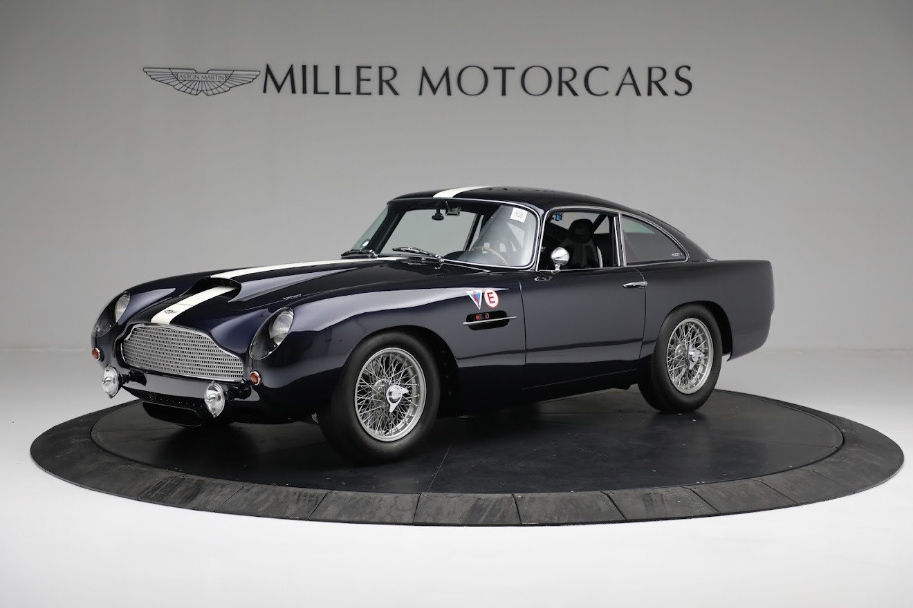 Used 2018 Aston Martin DB4 GT for sale Call for price at McLaren Greenwich in Greenwich CT 06830 1
