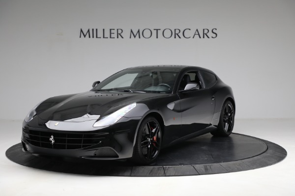Used 2014 Ferrari FF for sale $144,900 at McLaren Greenwich in Greenwich CT 06830 1
