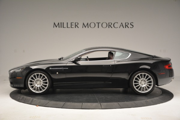 Used 2006 Aston Martin DB9 Coupe for sale Sold at McLaren Greenwich in Greenwich CT 06830 3