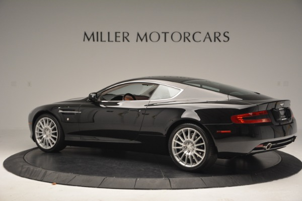 Used 2006 Aston Martin DB9 Coupe for sale Sold at McLaren Greenwich in Greenwich CT 06830 4