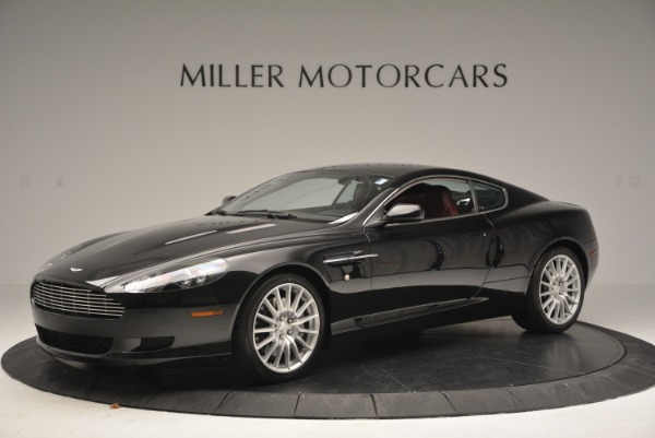 Used 2006 Aston Martin DB9 Coupe for sale Sold at McLaren Greenwich in Greenwich CT 06830 1