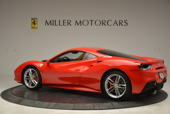 Used 2016 Ferrari 488 GTB for sale Sold at McLaren Greenwich in Greenwich CT 06830 4