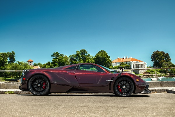 Used 2014 Pagani Huayra Tempesta for sale Call for price at McLaren Greenwich in Greenwich CT 06830 3