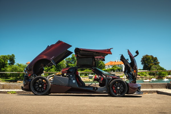 Used 2014 Pagani Huayra Tempesta for sale Call for price at McLaren Greenwich in Greenwich CT 06830 4