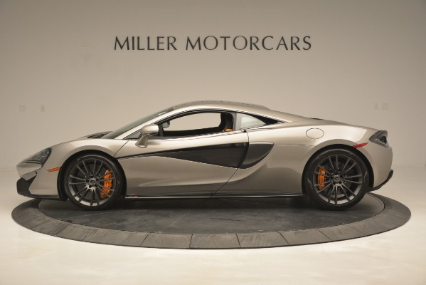 Used 2017 McLaren 570S Coupe for sale Sold at McLaren Greenwich in Greenwich CT 06830 3