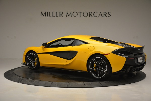 Used 2017 McLaren 570S for sale Sold at McLaren Greenwich in Greenwich CT 06830 4