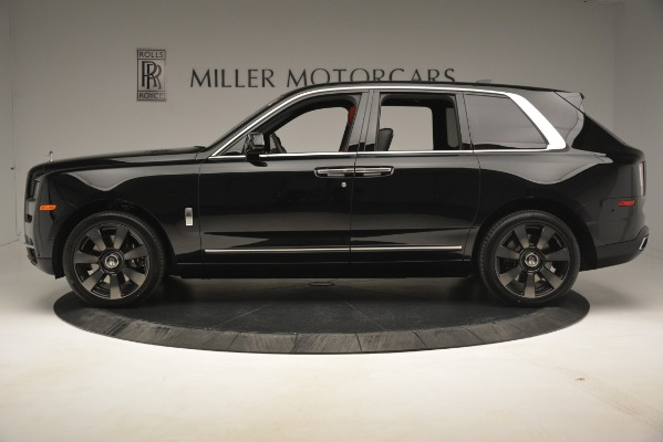New 2019 Rolls-Royce Cullinan for sale Sold at McLaren Greenwich in Greenwich CT 06830 4
