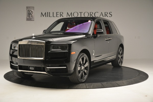 New 2019 Rolls-Royce Cullinan for sale Sold at McLaren Greenwich in Greenwich CT 06830 1