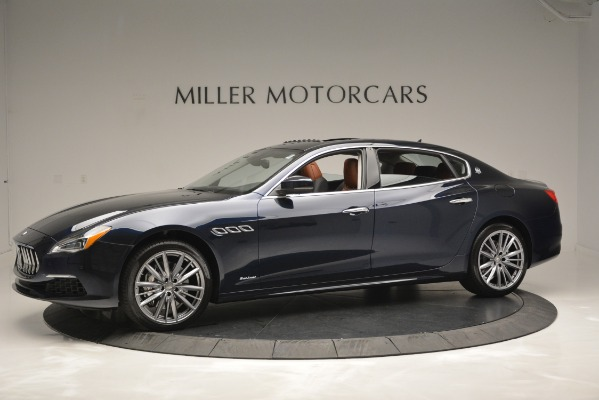 New 2019 Maserati Quattroporte S Q4 GranLusso Edizione Nobile for sale Sold at McLaren Greenwich in Greenwich CT 06830 3