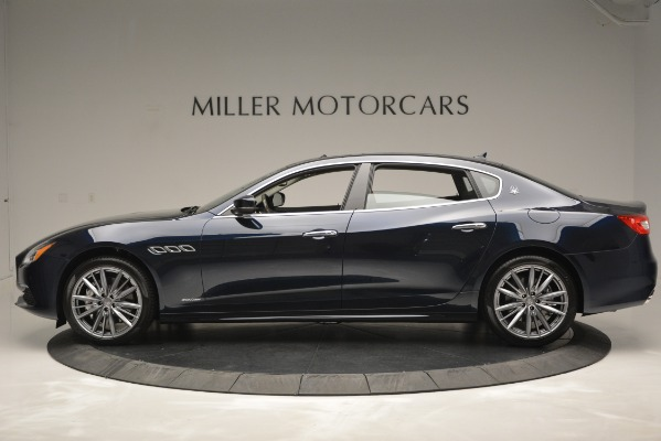 New 2019 Maserati Quattroporte S Q4 GranLusso Edizione Nobile for sale Sold at McLaren Greenwich in Greenwich CT 06830 4