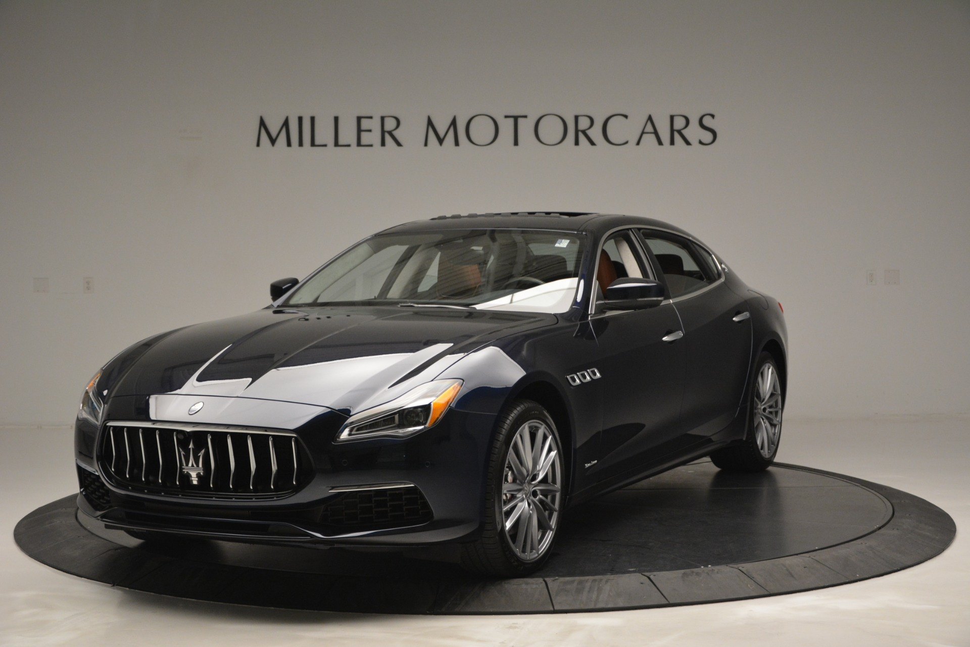 New 2019 Maserati Quattroporte S Q4 GranLusso Edizione Nobile for sale Sold at McLaren Greenwich in Greenwich CT 06830 1