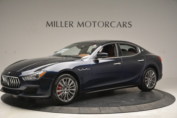 New 2019 Maserati Ghibli S Q4 for sale Sold at McLaren Greenwich in Greenwich CT 06830 2