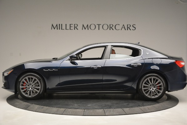 New 2019 Maserati Ghibli S Q4 for sale Sold at McLaren Greenwich in Greenwich CT 06830 3