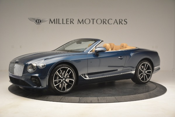 New 2020 Bentley Continental GTC for sale Sold at McLaren Greenwich in Greenwich CT 06830 2