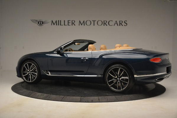 New 2020 Bentley Continental GTC for sale Sold at McLaren Greenwich in Greenwich CT 06830 4
