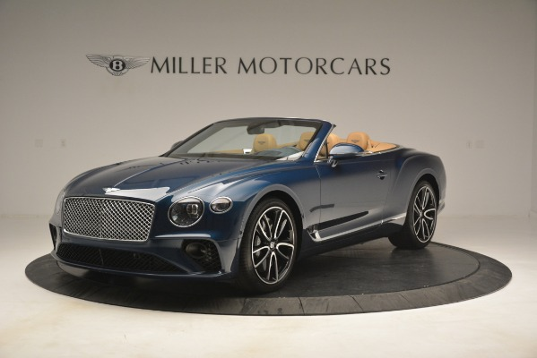 New 2020 Bentley Continental GTC for sale Sold at McLaren Greenwich in Greenwich CT 06830 1