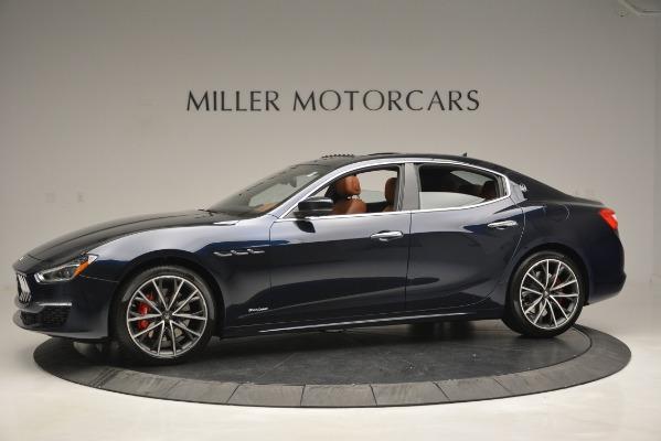 New 2019 Maserati Ghibli S Q4 GranLusso for sale Sold at McLaren Greenwich in Greenwich CT 06830 3