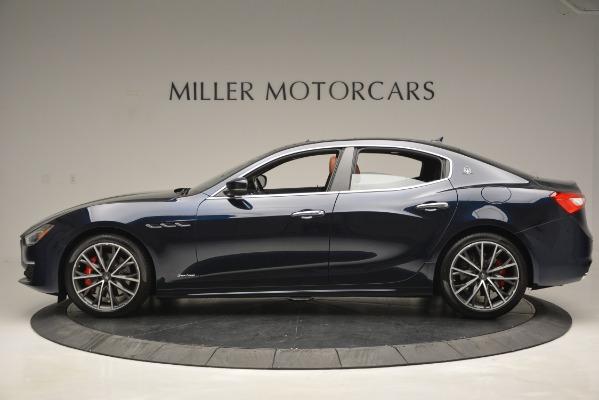New 2019 Maserati Ghibli S Q4 GranLusso for sale Sold at McLaren Greenwich in Greenwich CT 06830 4