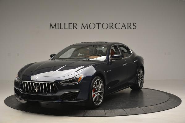 New 2019 Maserati Ghibli S Q4 GranLusso for sale Sold at McLaren Greenwich in Greenwich CT 06830 1