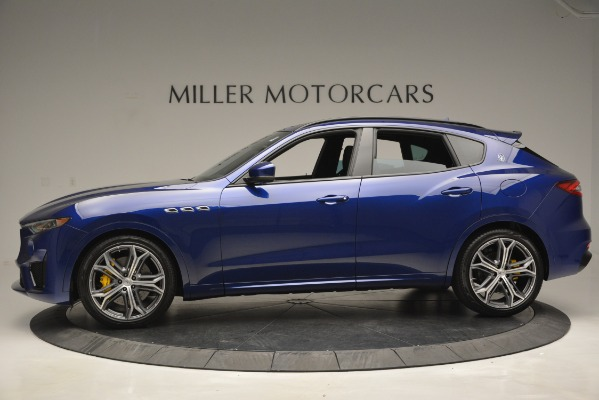 New 2019 Maserati Levante GTS for sale Sold at McLaren Greenwich in Greenwich CT 06830 4