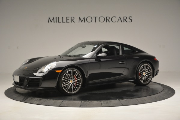 Used 2017 Porsche 911 Carrera 4S for sale Sold at McLaren Greenwich in Greenwich CT 06830 2