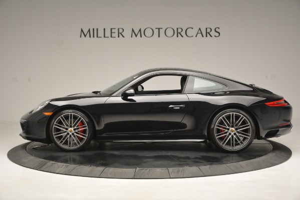 Used 2017 Porsche 911 Carrera 4S for sale Sold at McLaren Greenwich in Greenwich CT 06830 3
