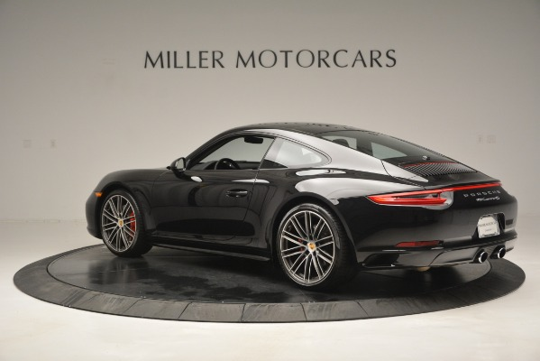 Used 2017 Porsche 911 Carrera 4S for sale Sold at McLaren Greenwich in Greenwich CT 06830 4
