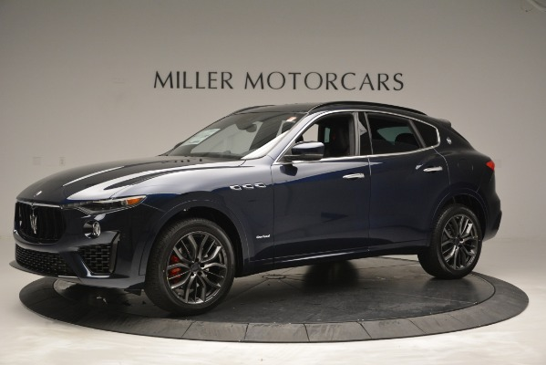 New 2019 Maserati Levante Q4 GranSport for sale Sold at McLaren Greenwich in Greenwich CT 06830 2