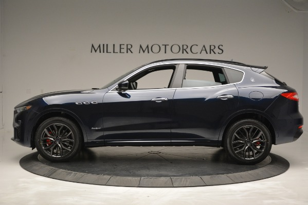 New 2019 Maserati Levante Q4 GranSport for sale Sold at McLaren Greenwich in Greenwich CT 06830 4