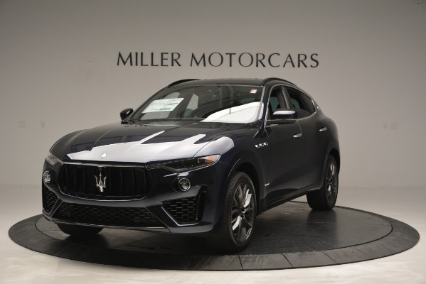 New 2019 Maserati Levante Q4 GranSport for sale Sold at McLaren Greenwich in Greenwich CT 06830 1