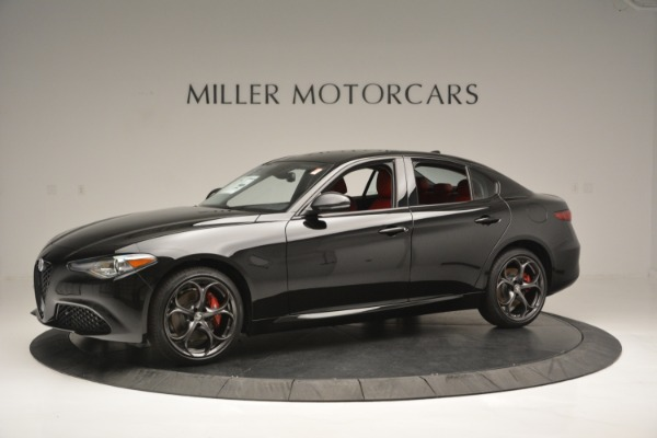 New 2019 Alfa Romeo Giulia Q4 for sale Sold at McLaren Greenwich in Greenwich CT 06830 2