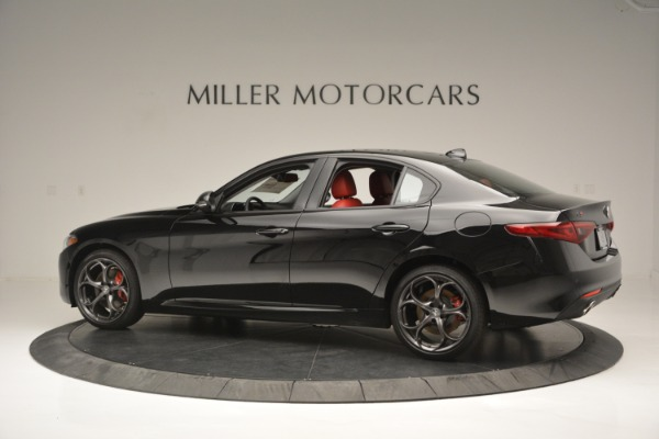 New 2019 Alfa Romeo Giulia Q4 for sale Sold at McLaren Greenwich in Greenwich CT 06830 4
