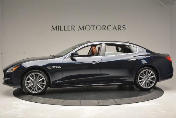 New 2019 Maserati Quattroporte S Q4 GranLusso Edizione Nobile for sale Sold at McLaren Greenwich in Greenwich CT 06830 4