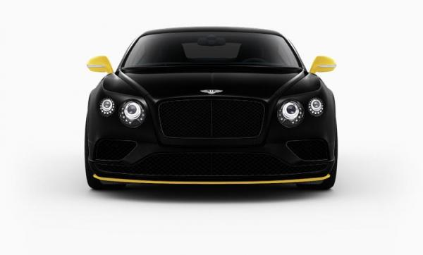 New 2017 Bentley Continental GT Speed Black Edition for sale Sold at McLaren Greenwich in Greenwich CT 06830 2