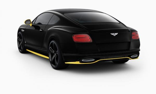 New 2017 Bentley Continental GT Speed Black Edition for sale Sold at McLaren Greenwich in Greenwich CT 06830 4