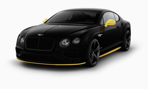 New 2017 Bentley Continental GT Speed Black Edition for sale Sold at McLaren Greenwich in Greenwich CT 06830 1