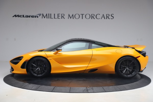 New 2019 McLaren 720S Coupe for sale Sold at McLaren Greenwich in Greenwich CT 06830 2