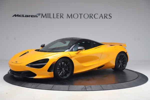 Used 2019 McLaren 720S Performance for sale $245,900 at McLaren Greenwich in Greenwich CT 06830 1