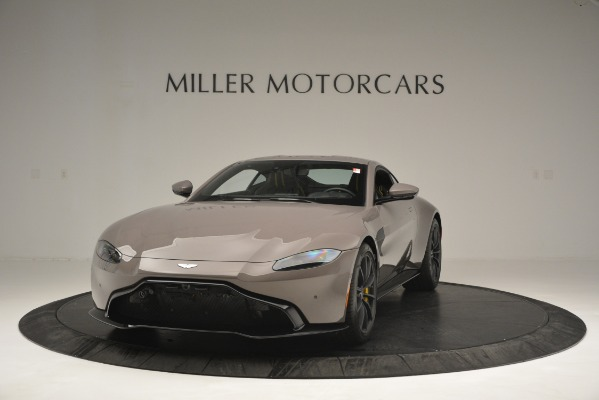 Used 2019 Aston Martin Vantage Coupe for sale Sold at McLaren Greenwich in Greenwich CT 06830 2