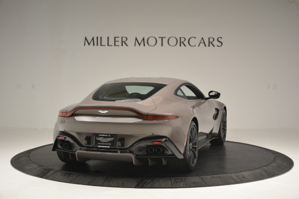 Used 2019 Aston Martin Vantage Coupe for sale Sold at McLaren Greenwich in Greenwich CT 06830 3