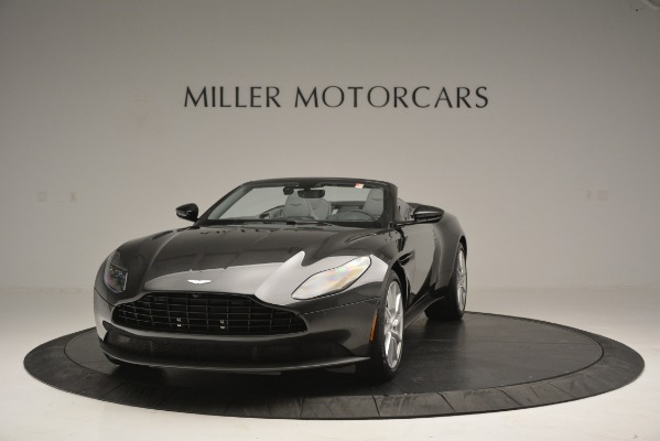New 2019 Aston Martin DB11 V8 Convertible for sale Sold at McLaren Greenwich in Greenwich CT 06830 2