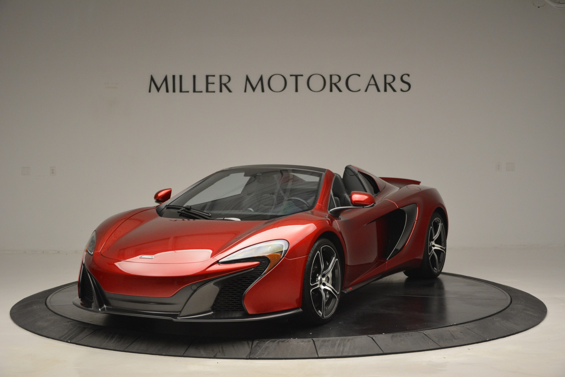 Used 2015 McLaren 650S Spider for sale Sold at McLaren Greenwich in Greenwich CT 06830 1