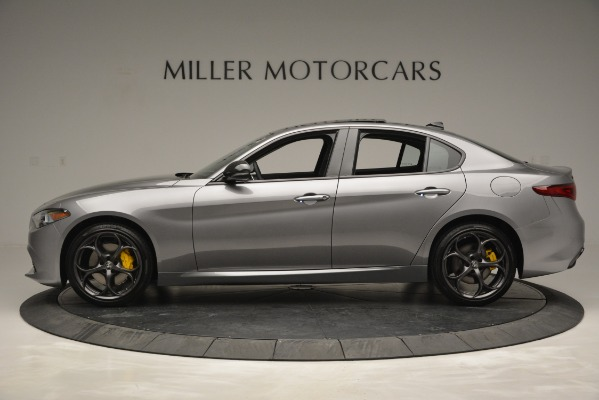 New 2019 Alfa Romeo Giulia Sport Q4 for sale Sold at McLaren Greenwich in Greenwich CT 06830 3