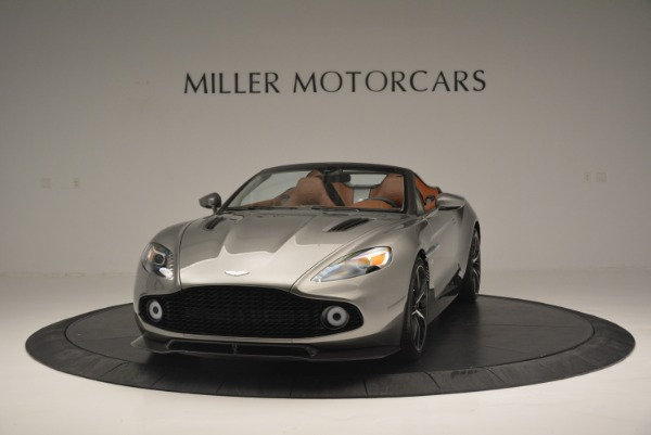Used 2018 Aston Martin Zagato Speedster Convertible for sale Sold at McLaren Greenwich in Greenwich CT 06830 2